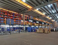 Logistica – Centros de Distribuição